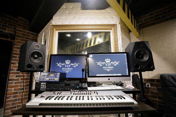 Студия Звукозаписи VIP Records