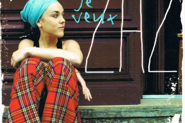 Песня на минус Zaz — Je Veux